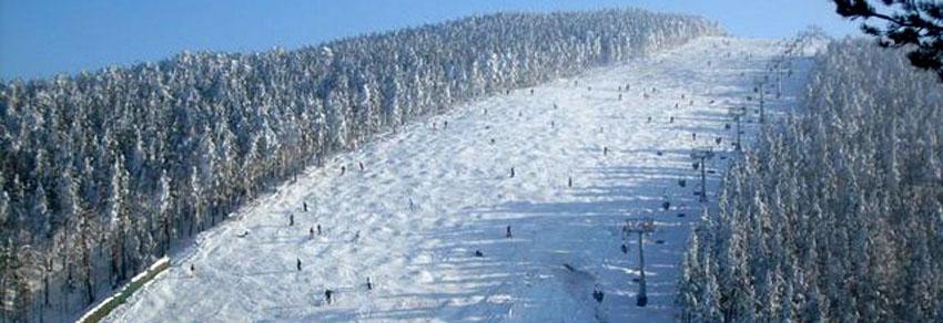 Divčibare ski staza