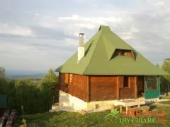 Vila Kraljev sto - vile na Divčibarama